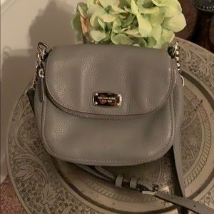 Michael kors Bedford Leather Crossby bag. $45